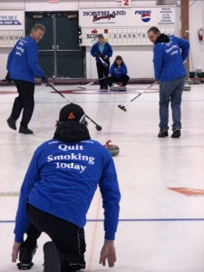 Curling Team Whitehorse 2