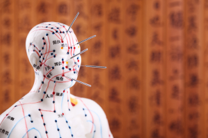 Asian laser acupuncture